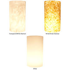 cylinder glass shade glass cylinder lamp shade replacements design ideas with clear seeded cylinder glass shade