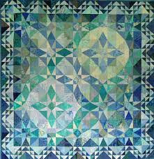 Storm At Sea Quilt Pattern Amazing Peaceful Ocean