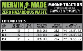 Orca Apex 2 Size Chart Amazon Com Lib Tech T Rice Orca Snowboard Mens Sz 153cm
