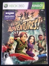 Xbox 360: Kinect Adventures – Mero Games