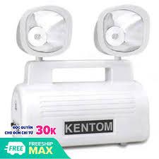 Đèn sạc chiếu sáng khẩn cấp KENTOM KT 403