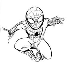 Small Picture Printable spiderman coloring pages for kids ColoringStar