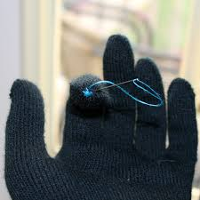 diy touchscreen gloves conductive threadgood