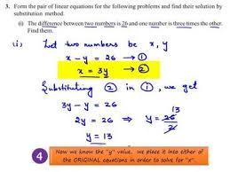 ncert solutions for class 10 maths pair