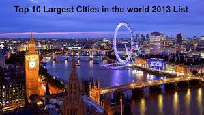 list of top 10 most poted cities in