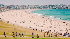 Beach Photo Guide To Bondi Beach Sydney Tourism Australia