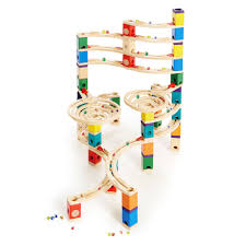 is an old school marble run better than an ipad for teaching young children to code why educational toys that focus on the physical world rather than the