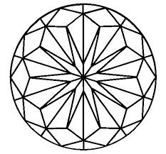 Small Picture Mandala 42 coloring page Coloringcrewcom
