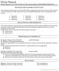 Free Traditional Resume Templates Free Traditional Resume Templates ...