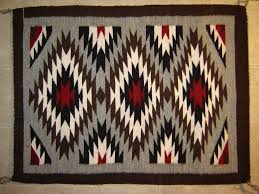 Wonderful Traditional Navajo Rugs Authentic Designs Weaver Zonnie Deschene With Innovation Design