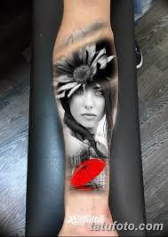 тату реализм эскизы девушек 08032019 009 Tattoo Sketches
