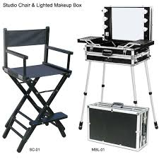 gladking philippines lighted makeup box lighted makeup case make up box studio chair