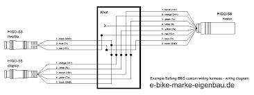 modified wiring harness en fig 3 wiring diagram of custom modified bafang bbs01 bbs02 bbshd motor