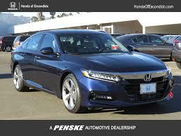 New 2018 Honda Accord Sedan Touring CVT Sedan Sedan in Escondido ...