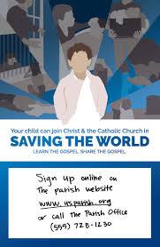 Print Free Flyers Comcenter Com Catholic Religious Education