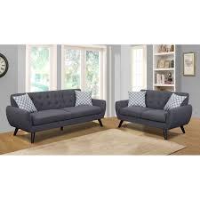 Living Room Sofas And Loveseats Mercury Row Carlson Sofa And Loveseat Set Reviews Wayfair