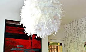 Lampshades On Fire Lyrics Classy Make Your Own Lampshade Make Your Own Gorgeous Feather Lampshade