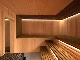 small sauna project