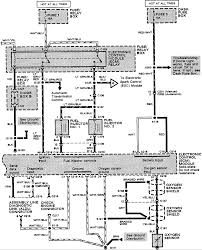 Isuzu rodeo wont start the fuel pump and ecm relays cab incredible wiring diagram on l7