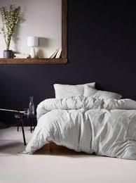 Buy Modern Quilt Cover Sets Online Australia & Hemsworth Jersey Quilt Cover Set Adamdwight.com
