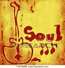 Word Backgrounds Clip Art Of Concept Soul Music Word Background K18126282 Search