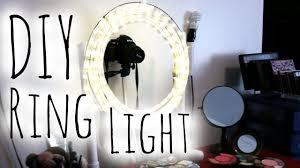 Diy Easy Cheap Diva Ring Light Step By Step Tutorial