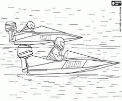 Kleurplaat Boot Op Zee Tauchen Malvorlagen Malvorlagen1001 De