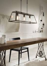linear dining room lighting. Italian Tapered Bench Lantern Dining Room | Lighting Collective Linear