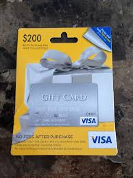 visa gowallet gift card photo 1