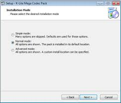 Old versions also with xp. Download K Lite Codec Pack Mega 16 1 2 For Windows Filehippo Com