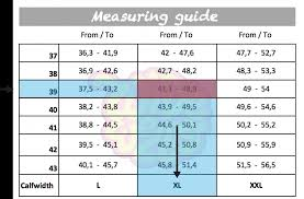 Calf Measurement Chart Wide Wellies Measuring Guide Wide Calf Boots