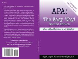 Apa The Easy Way For Apa 6th Edition Ebook By Peggy M Houghton Rakuten Kobo