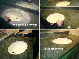 polishing granite countertops granite polish and cleaner