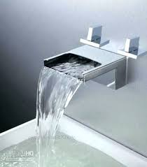 waterfall bathtub faucet wall mount wall mount waterfall tub faucet waterfall bathtub basin sink spout mixer waterfall bathtub faucet wall mount