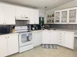 replacing kitchen cabinet doors before