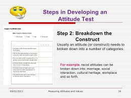 workplace values assessment measuring values and attitudes assessment 2