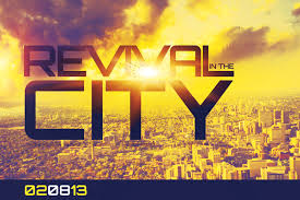 revival flyers templates revival in the city church flyer template on behance