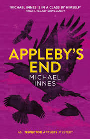 appleby s end by michael innes