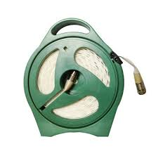 china canvas flat hose reel available