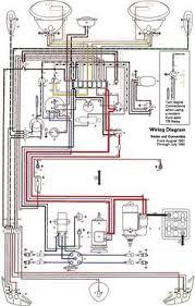 1965 vw wiring diagram volkswagen wiring diagrams stuff to Vw Car Wiring Diagram wiring diagram vw beetle sedan and convertible 1961 1965 68 VW Wiring Diagram