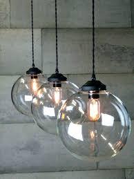 pendent light glass contemporary pendant lights triple glass globe pendant more kitchen pendant contemporary pendant lights