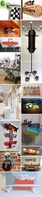 Skateboard Bedroom Decor 17 Best Ideas About Skateboard Decor On Pinterest Skateboard