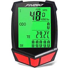 Bicycle Speedometer Calibration Chart Amazon Com Wireless Bicycle Computer Waterproof Bike
