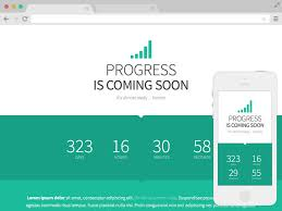 countdown templates 16 free coming soon website templates and themes uideck