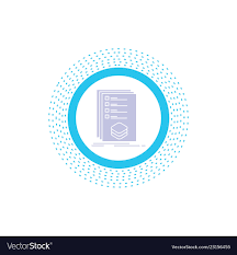 Design Check Categories Categories Check List Listing Mark Glyph Icon Vector Image On Vectorstock