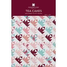 Tea Cakes Quilt Pattern by MSQC - MSQC - MSQC — Missouri Star ... & Tea Cakes Quilt Pattern by MSQC Adamdwight.com