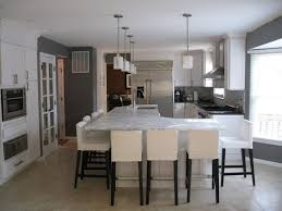 Large Kitchen Dining Room Anyone Do Away With Their Kitchen Table And Extend Their Island