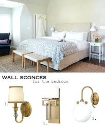 bedroom wall sconces lighting. Modern Bedroom Wall Sconces Awesome For Bedrooms And Contemporary Sconce Lights . Lighting