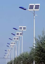 Solar Led Street Light System Manufacturer Offered By Solled Solar System Street Light