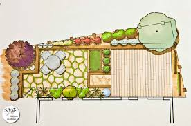 Small Picture Garden Design Garden Design with Landscape Design Plans Garden
